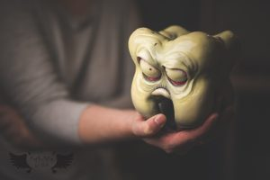 Mr. Tooth Katyushka Art Dolls