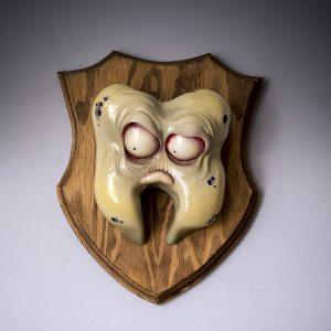 Tooth Trophy by Katyushka Art Dolls