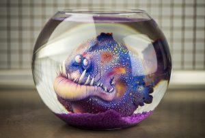 Fish by Katyushka Art Dolls