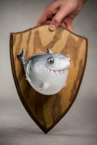 Baby Shark by Katyushka Art Dolls
